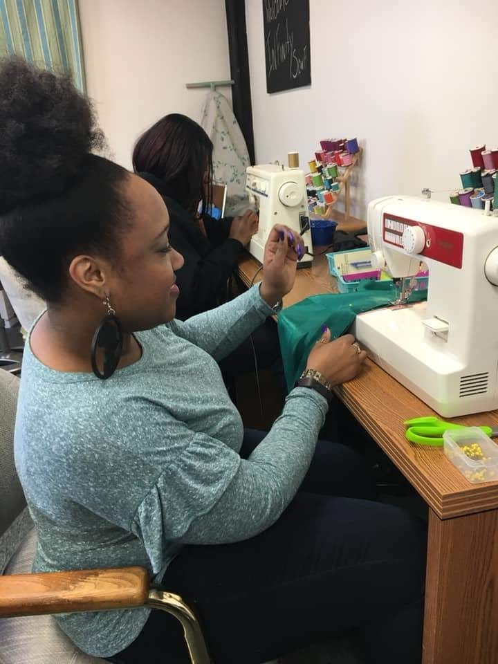 Sewing Club in Topeka