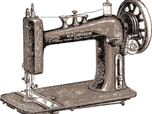 sewing machine class 101